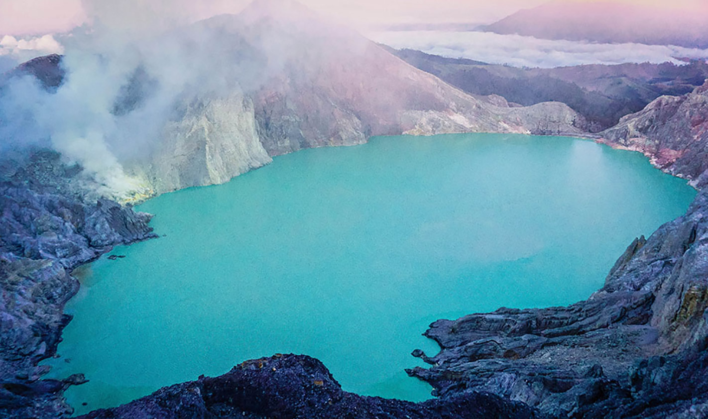 Banyuwangi tour package, Ijen crater tour package