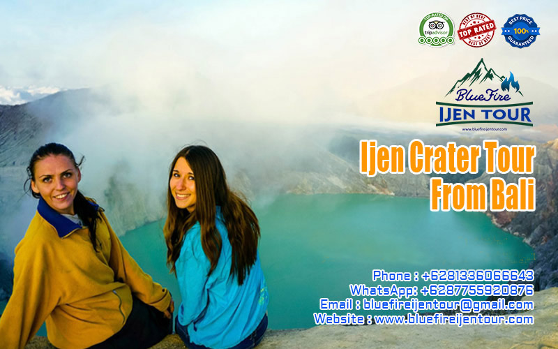 Ijen crater tour from Bali, Ijen crater tour from Canggu Bali