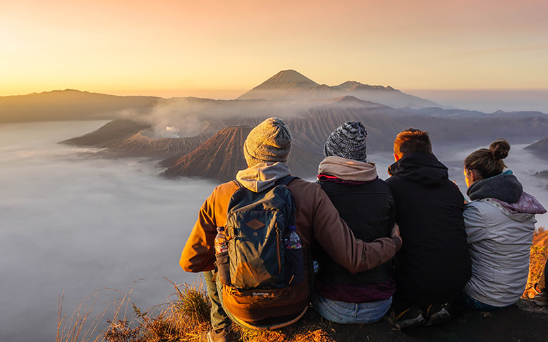 Mount bromo destination, tourist destination bromo