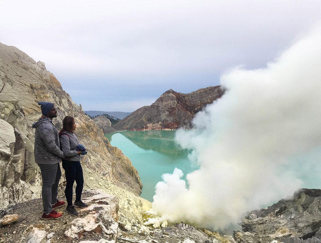 ijen crater tour from malaysia