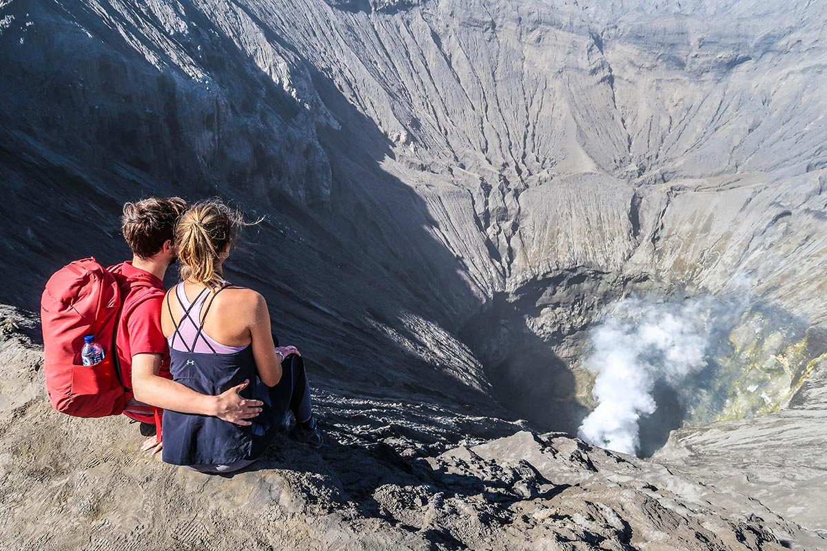 mount bromo, bromo volcano