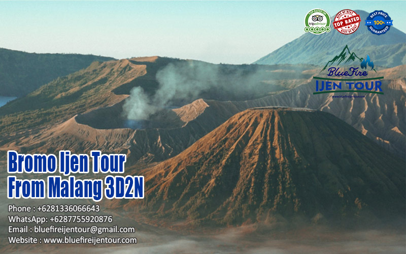 Bromo Ijen Tour from Malang 3D2N