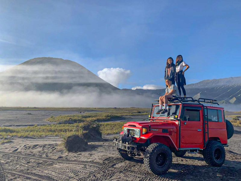 Bromo-Tour, Blue-Fire-Ijen-Tour