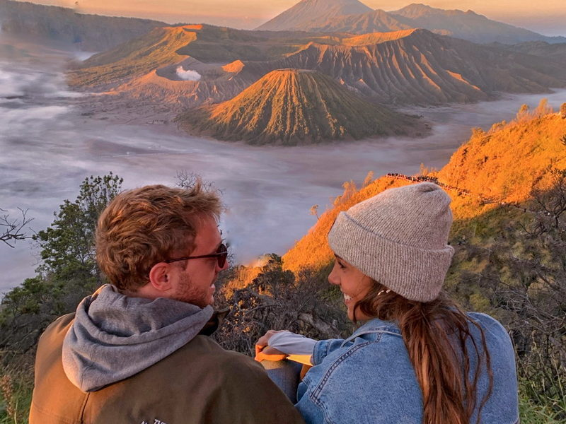 Mount Bromo Photoshoot