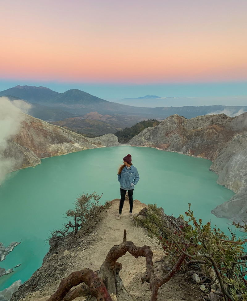 Mount Ijen Photoshoot