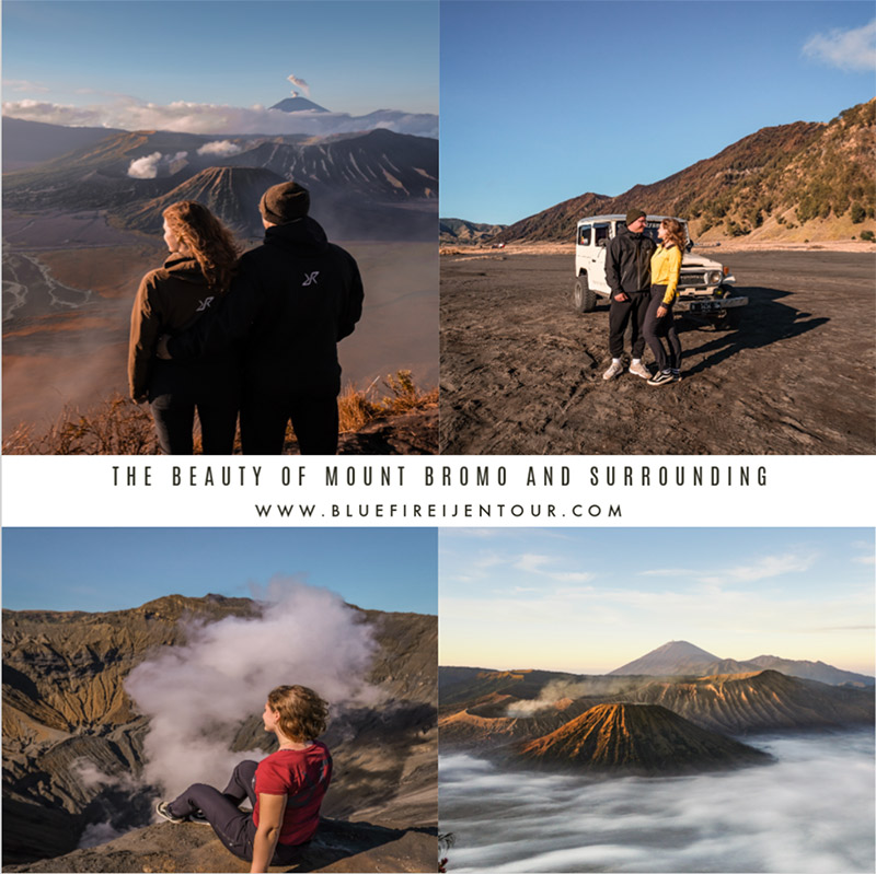 Mount Ijen Bromo Budget Tour 3D2N - Java Adventure Trail