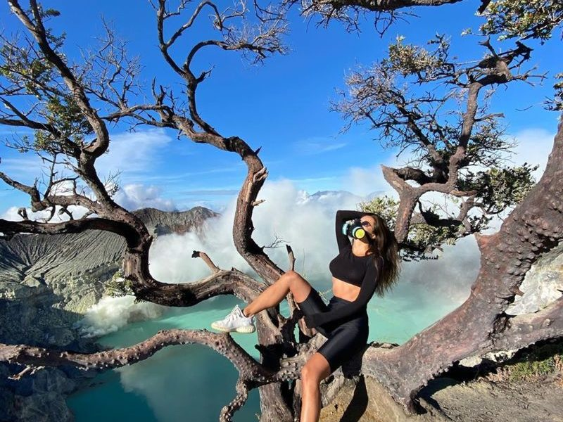 Ijen Crater Best Photoshoot