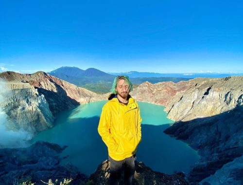 Best time to visit Ijen Crater in Banyuwangi